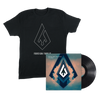 FFC Volume 1 LP + FFC Artist Tee Bundle