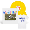 Gilligan Moss LP + Dirt Bike Tee Bundle