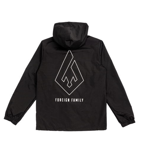 FFC Hooded Windbreaker