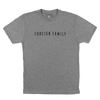 Foreign Family Simple Tee