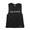NO.SLEEP Women's Tank – Heather Grey