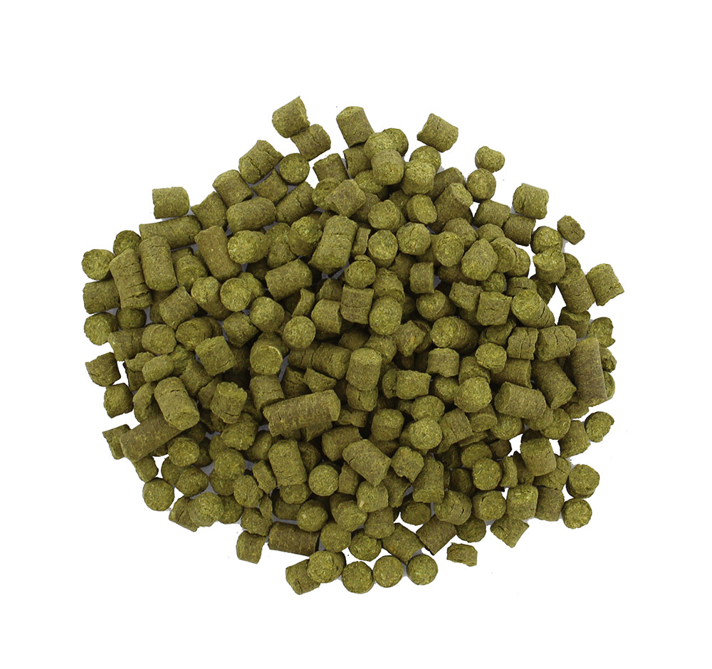 Cascade Organic Pellet Hops for Home or Professional Brewing 1 Pound