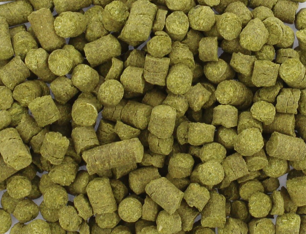 Chinook Organic Pellet Hops for Home or Professional Brewing 1 Pound