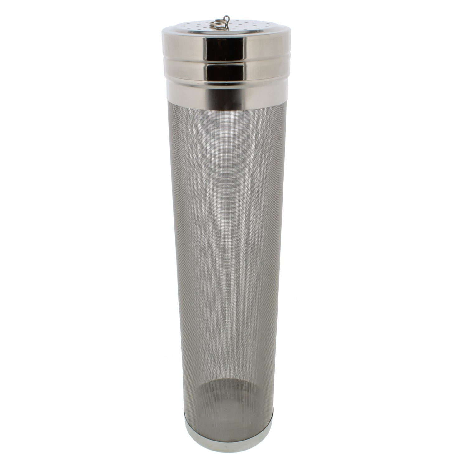 Stainless Steel 300 Micron Brewing Hopper Filter – Dry Hops