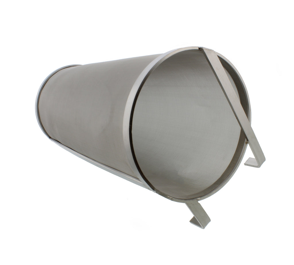 "Brewing Hopper Spider Strainer 6""x14"" Inch Stainless Hops Beer Filter"