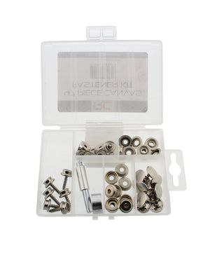 Snap Fastener 47-Piece Set � Canvas Fabric, Marine Button Installation