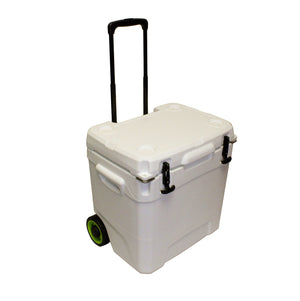 Portable Ice Chest 65 Liter Fishing & Camping Wheeled Insulated Cooler