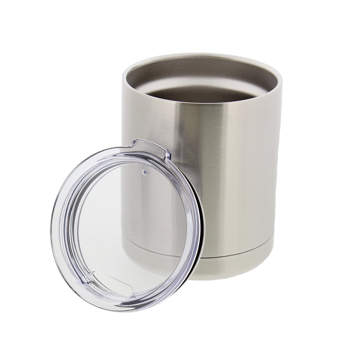 Insulated Stainless Steel 10oz Travel Mug Tumbler with Lid