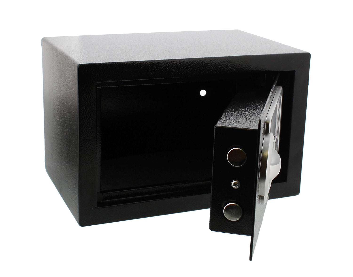 Electronic Safe Box w/ Combination & Key 12� x 8� x 8� Inches Lock Box