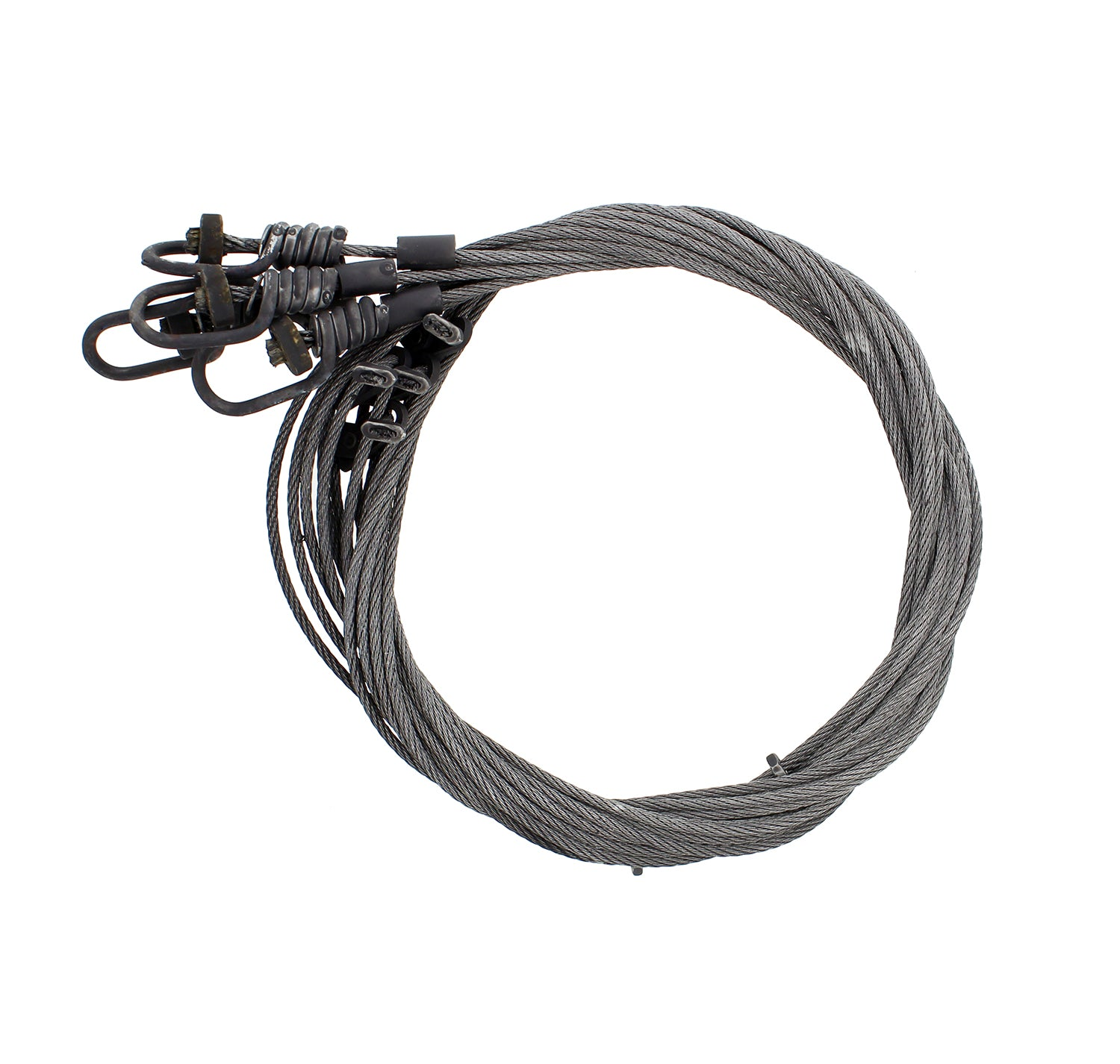 84� Inch Dyed Hog Snare Cable 4-Pack with Camlock