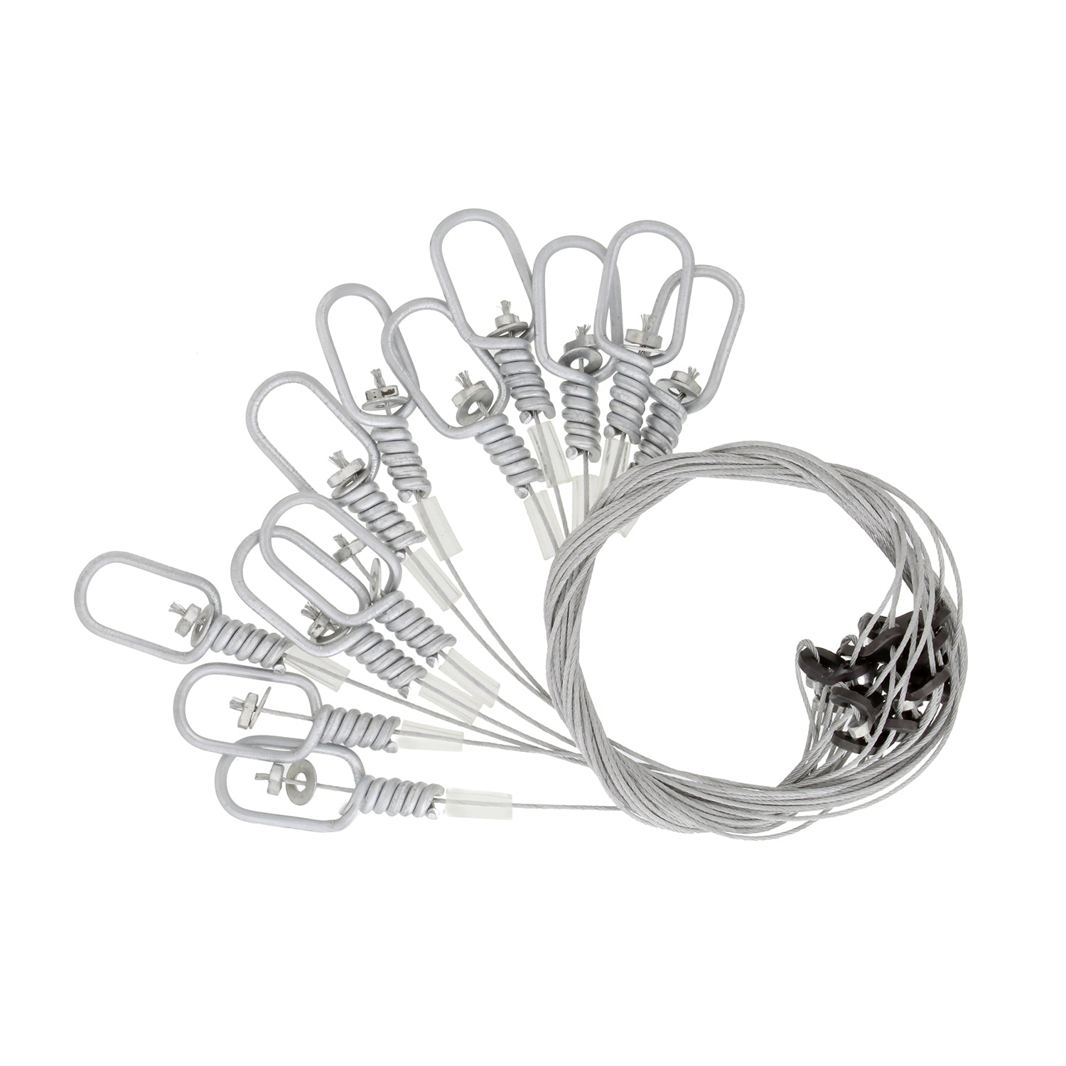 Snare Wire Snare Trap 12-Pack � Rabbit Snare Traps � Small Game Traps