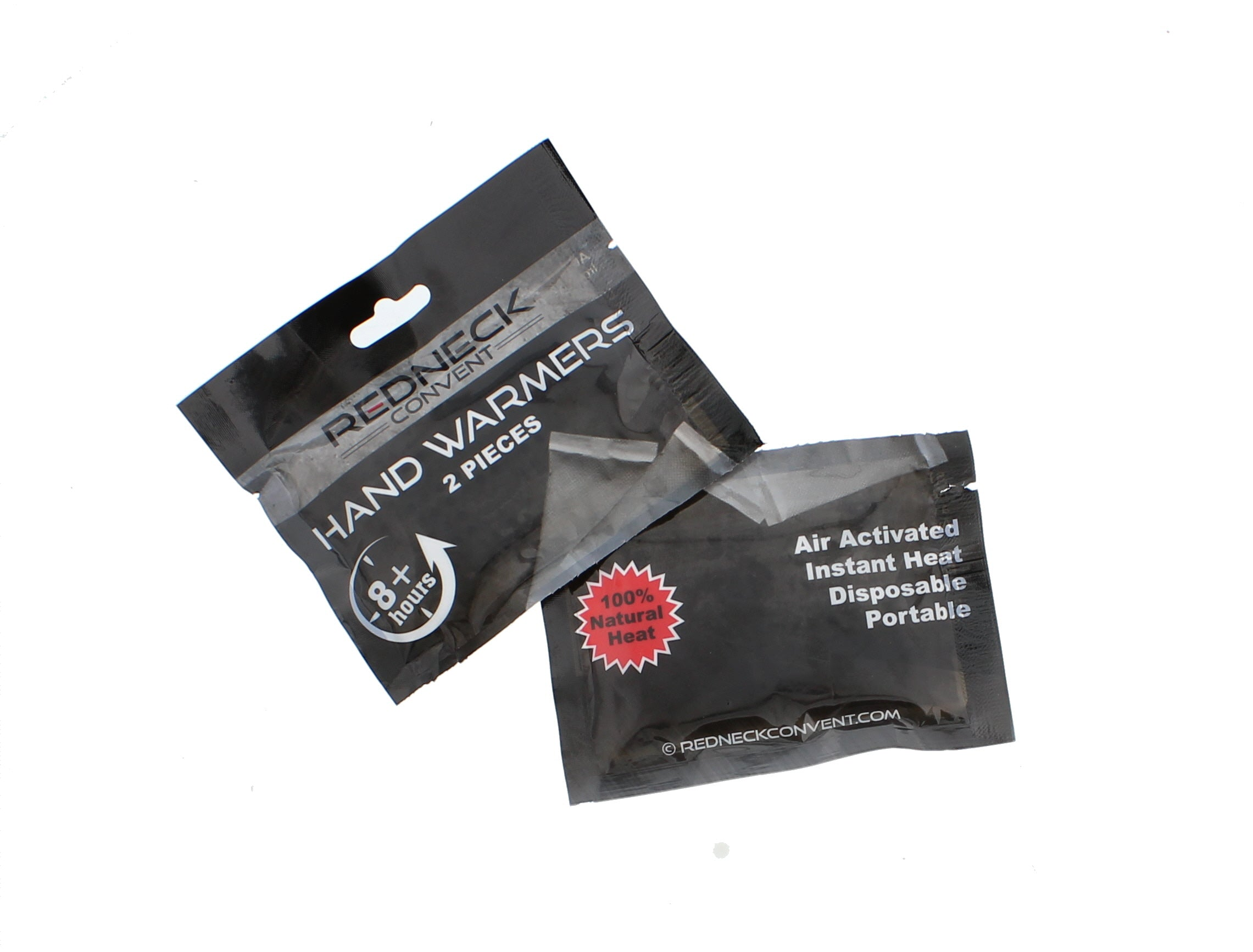 Hand Warmers - 10-pair, 8 Hour Powerful Heat, Air Activated Non-toxic