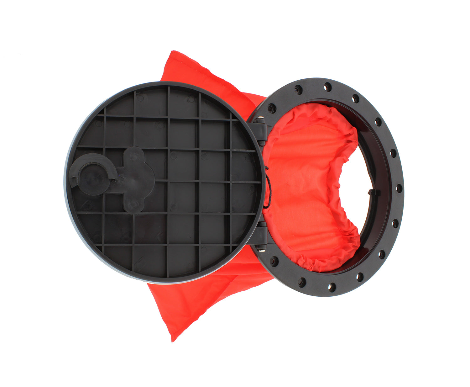 Kayak Deck Plate Hatch Bag � 8� Inch Water-Resistant Storage