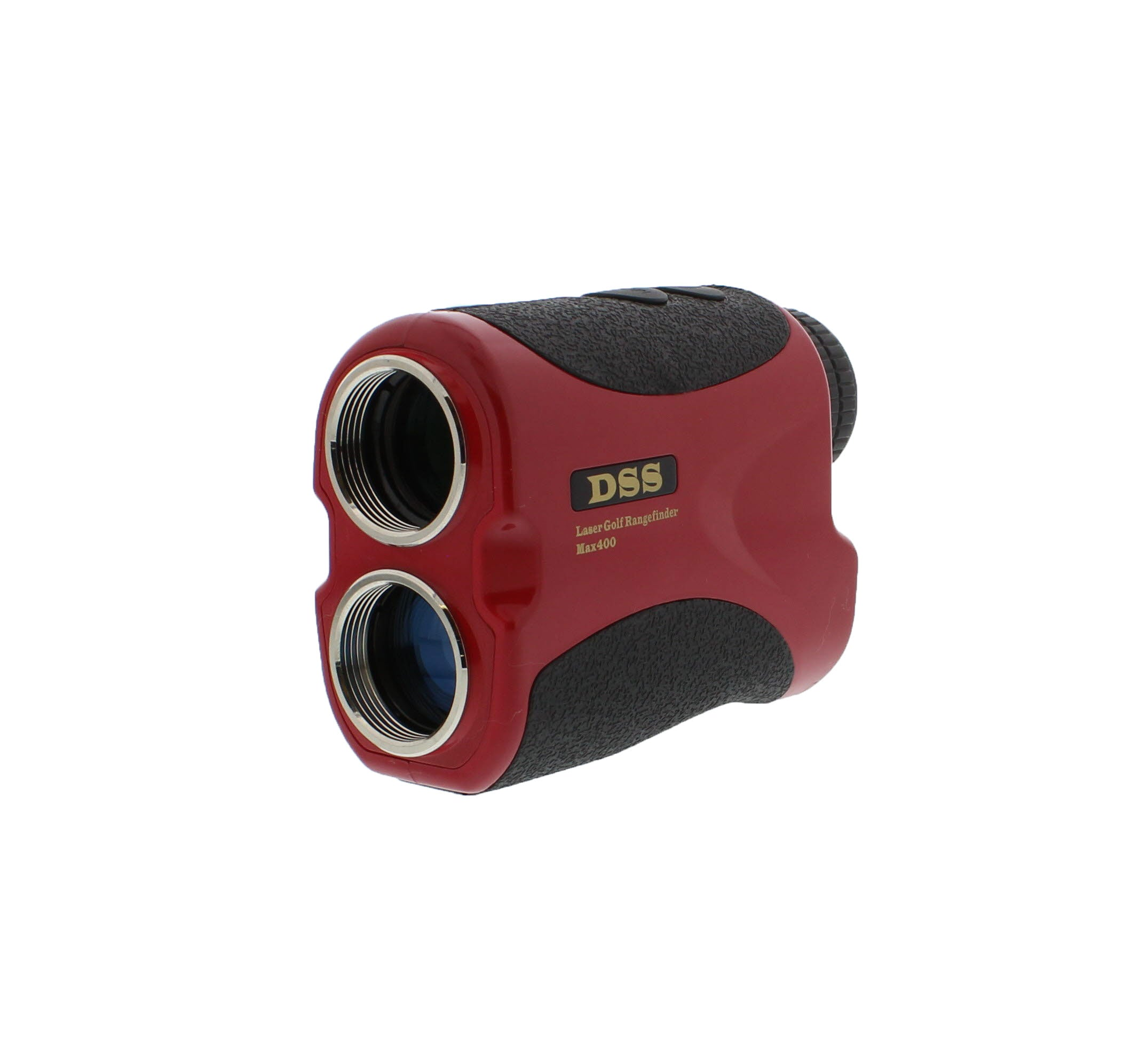 Golf and Hunting Laser Rangefinder, 450 Yards, Red
