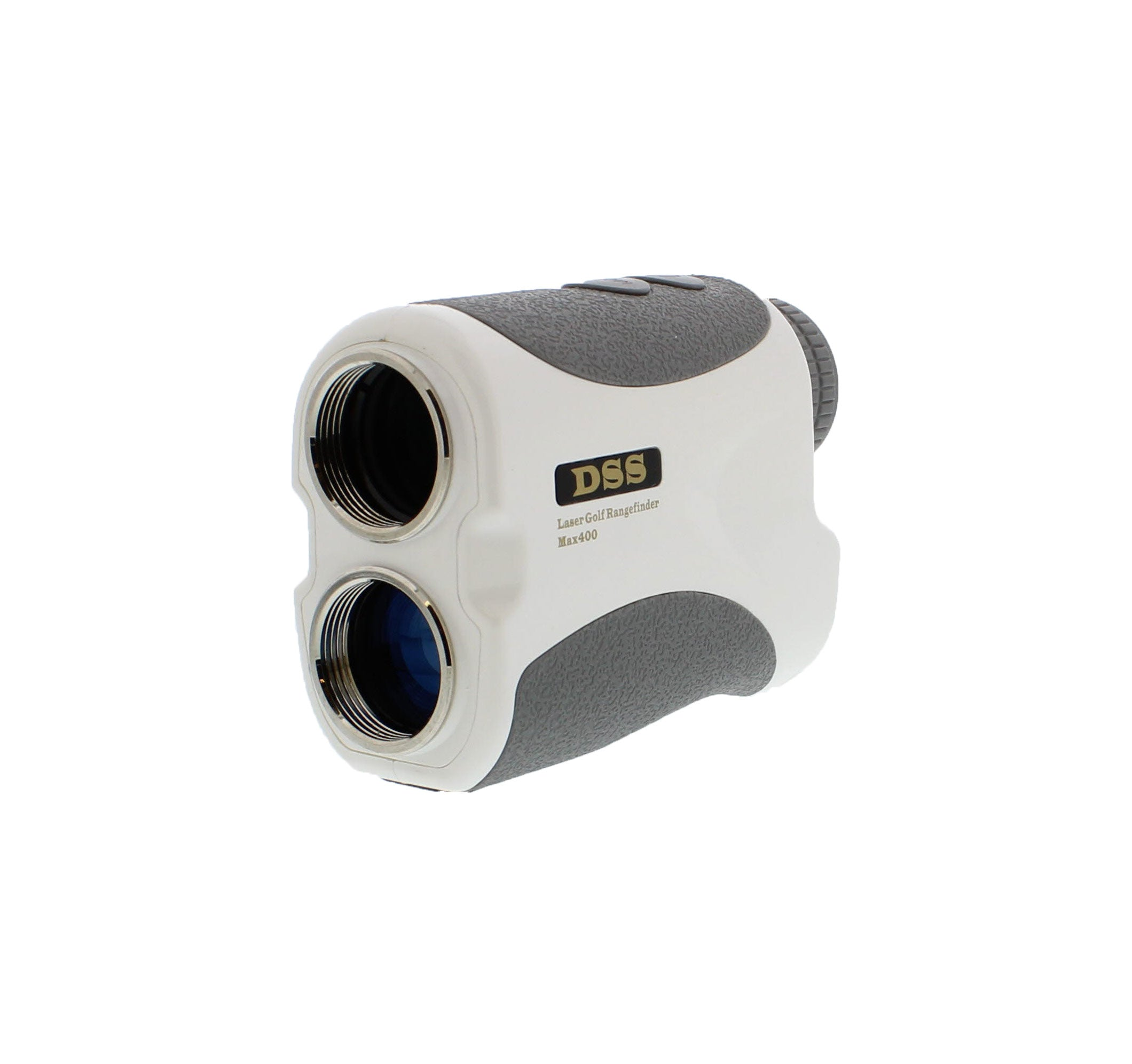 Golf and Hunting Laser Rangefinder, 450 Yards, White