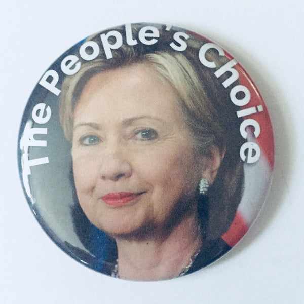 "Magnet: ""The People's Choice:"" Hillary Clinton"