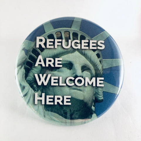 "Magnet: ""Refugees Are Welcome Here"""