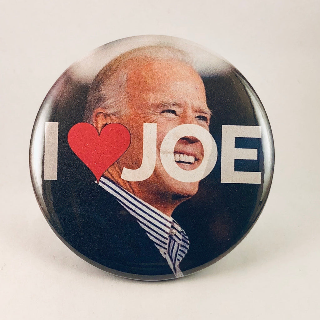 "Magnet: ""I Love Joe:"" Joe Biden"
