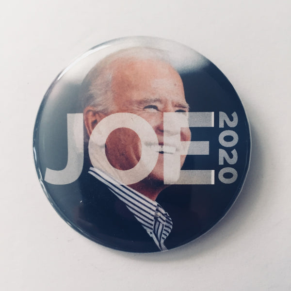 "Button: ""Joe 2020:"" Joe Biden for President"