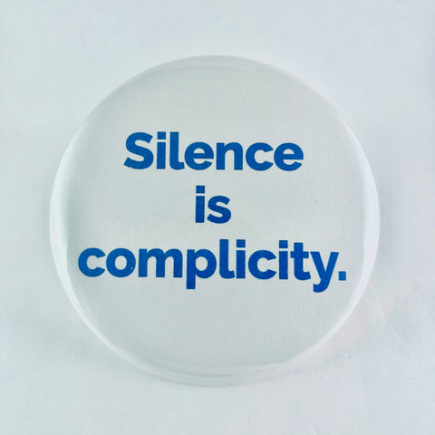 "Magnet: ""Silence Is Complicity"""