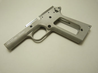 80% frame lower serialization text engraving on 1911 especially for California
