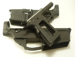 Defense Distributed AR-15, AR-10, and 1911 80% Lowers Available in Hard Black Anodized, and/or Bead Blasted