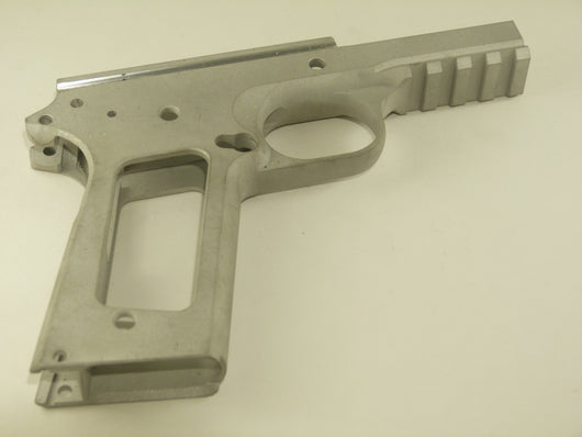 Stealth Arms 80% 1911 billet frame made in USA in raw or anodized