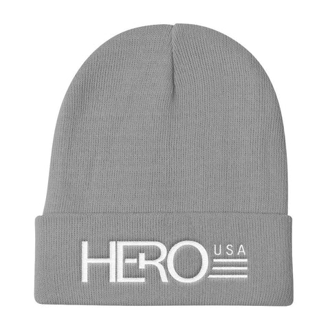 Knit Beanie - HERO USA