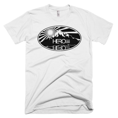 Hero USA Unisex Short sleeve t-shirt