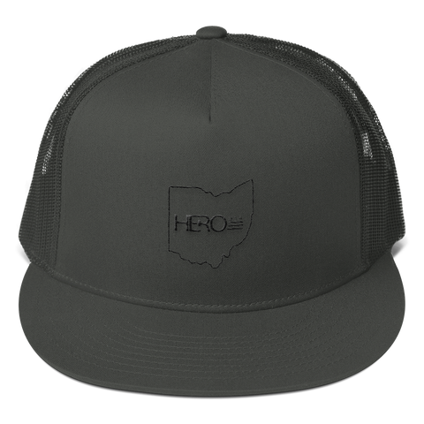 HERO-HIO Mesh Back Snapback