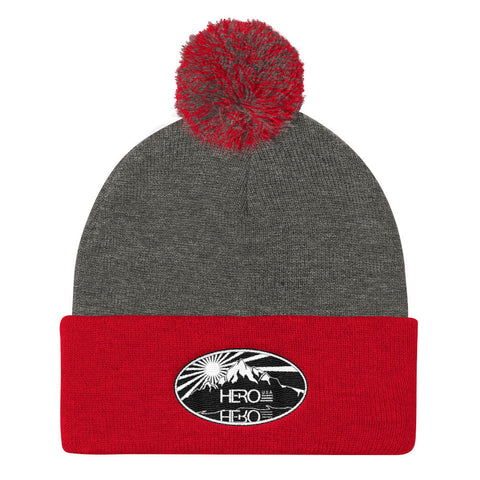 Pom Pom Knit Cap - HERO USA
