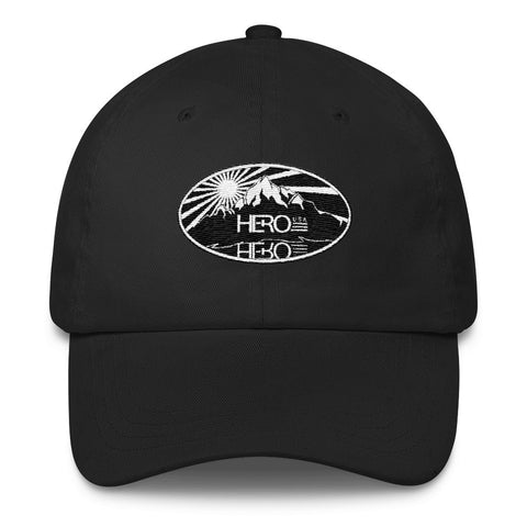 Classic Dad Cap - HERO USA