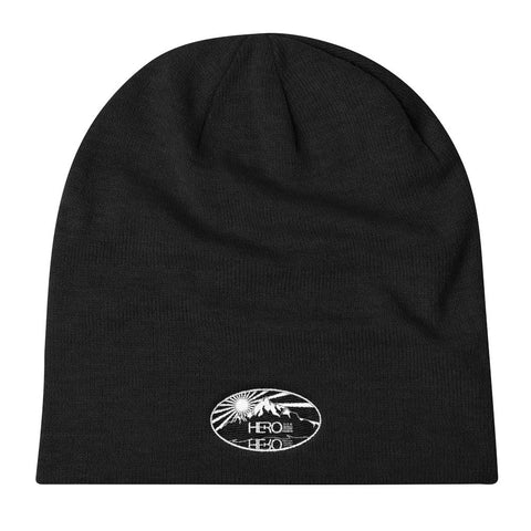 Knit Slouch Beanie - HERO USA
