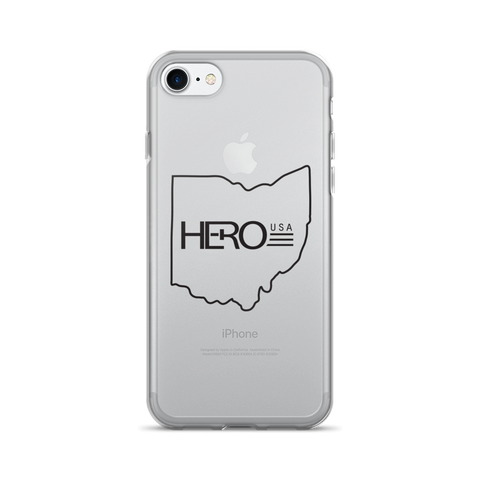 HERO-HIO iPhone 7/7 Plus Case