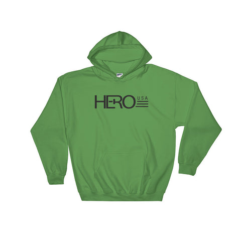 Hooded Sweatshirt - HERO USA