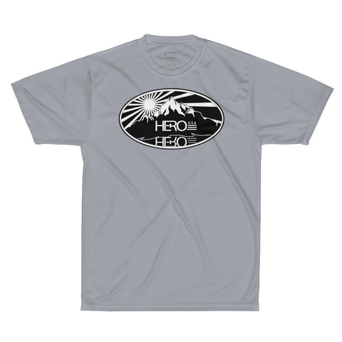 Hero USA Performance T-Shirt - HERO USA