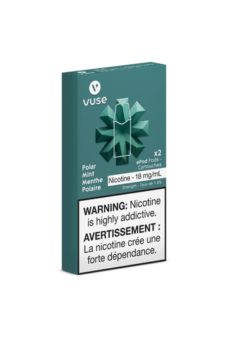 VUSE Replacement Pods 2PK