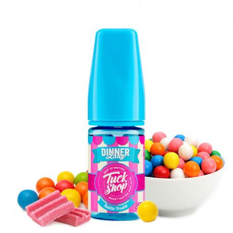 Dinner Lady Tuck Shop Bubble Trouble Salt Nic