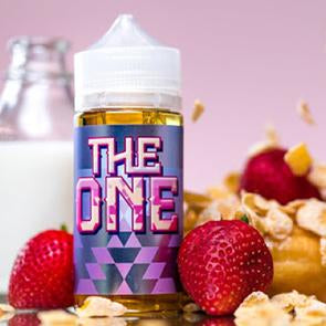 The One Strawberry Zen Vape Edmonton