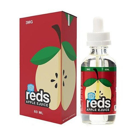 Reds Apple Iced Zen Vape Edmonton