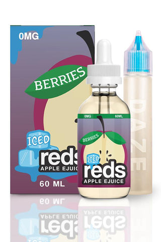 Reds Berries Apple Iced Zen Vape Edmonton