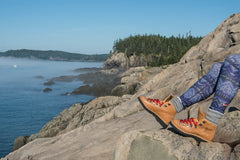 A Farewell to the Summer Hiking Season, with Danner