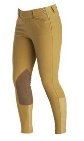 Heritage Low Side Zip Breeches
