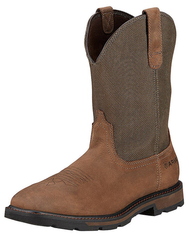 Groundbreaker Wide Square Toe H2O Boots