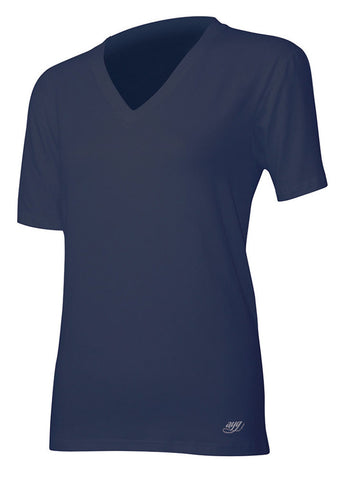 Performance Cotton V-Neck Shirt