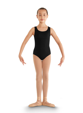 Gladiolus Bow Back Tank Leotard by Bloch