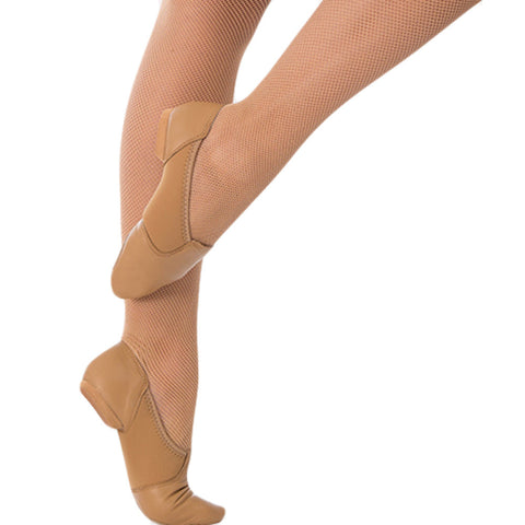 Seamless Split Sole Jazz Shoe