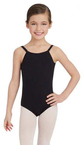 Camisole With Adjustable Straps Leotard