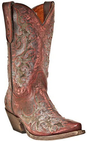 "11"" Zephyr Western Boots"