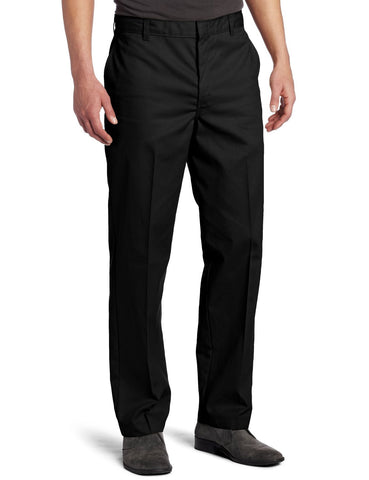 Adult Sized Classic Fit Straight Leg Flat Front Pants by Dickies